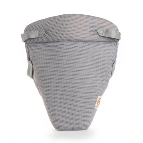 Ergobaby Cool Mesh Infant Insert - Grey - rear