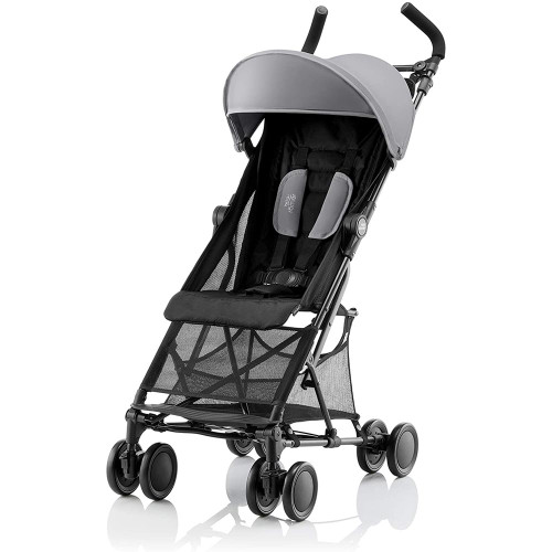 Britax Römer Holiday 2 Pushchair - Steel Grey