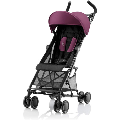 Britax Römer Holiday 2 Pushchair - Wine Red