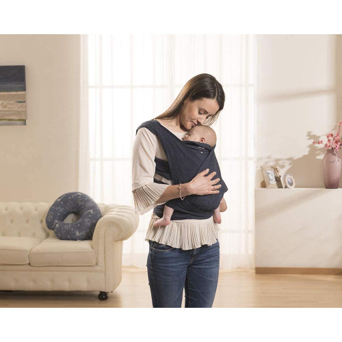 Boppy Comfyfit Baby Carrier - Blue