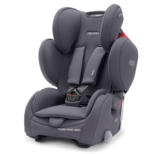 Recaro Young Sport Hero - Simply Grey