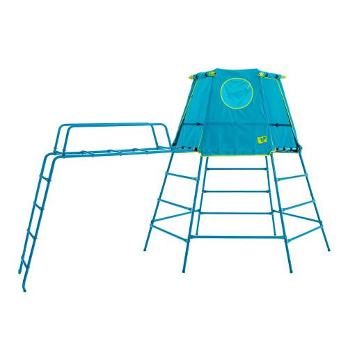 TP Toys Explorer Climbing Frame, Den & Jungle Run Set - Blue