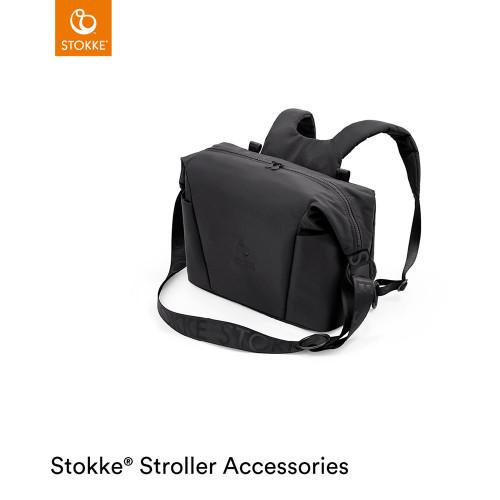 Stokke® Xplory® X Changing Bag - Rich Black