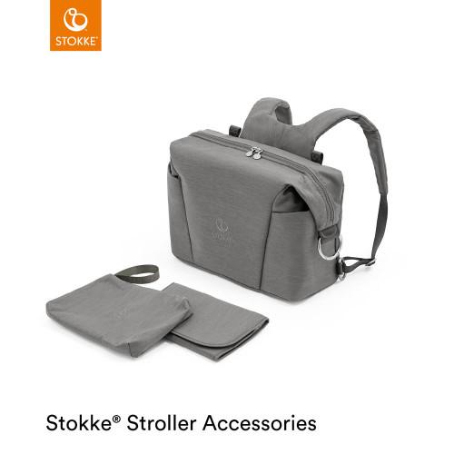 Stokke® Xplory® X Changing Bag - Modern Grey