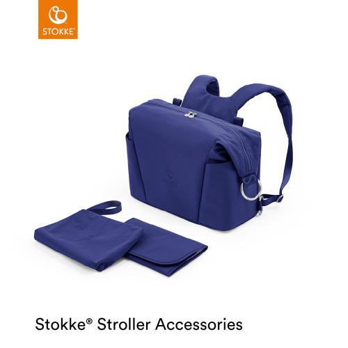 Stokke® Xplory® X Changing Bag - Royal Blue