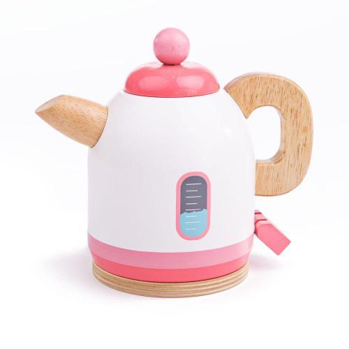 Bigjigs Pink Kettle