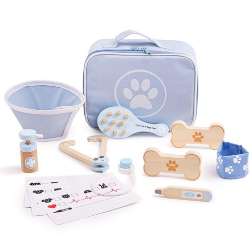 Bigjigs Veterinary Set