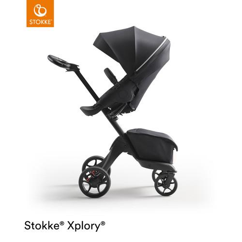 Stokke® Xplory® X Complete - Rich Black