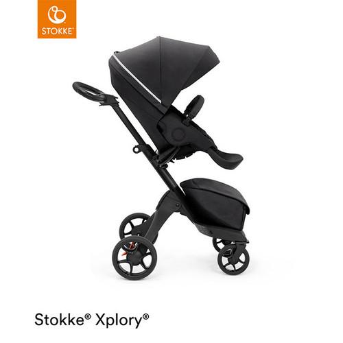 Stokke® Xplory® X Stroller - Rich Black