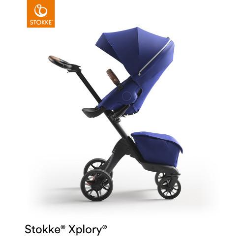 Stokke® Xplory® X Stroller - Royal Blue