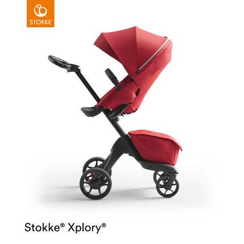 Stokke® Xplory® X Stroller - Ruby Red