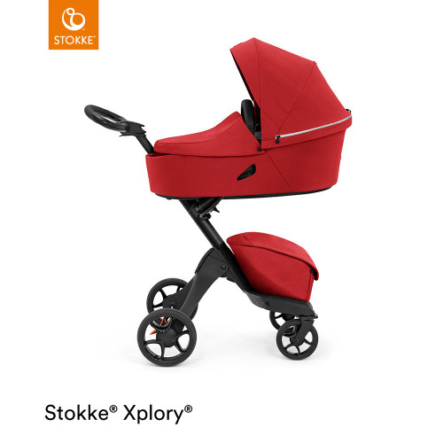 Stokke® Xplory® X Complete - Ruby Red