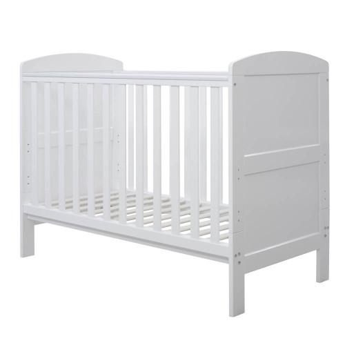 Ickle Bubba Coleby Mini 3 Piece Room Set - White