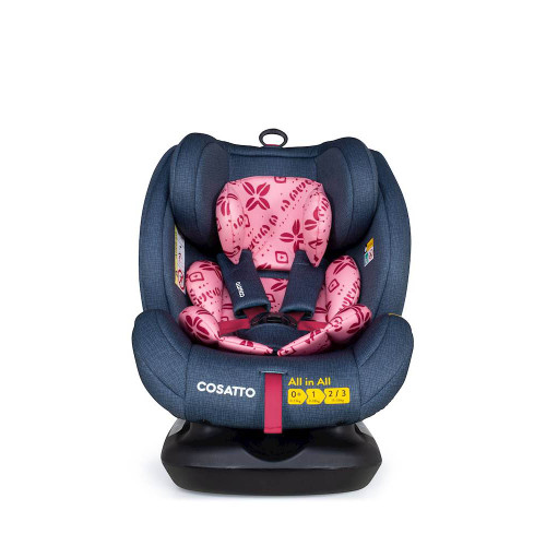 Cosatto All in All Car Seat - Bali