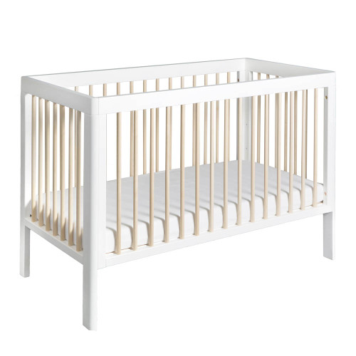 Troll Lukas Cot - White/Natural