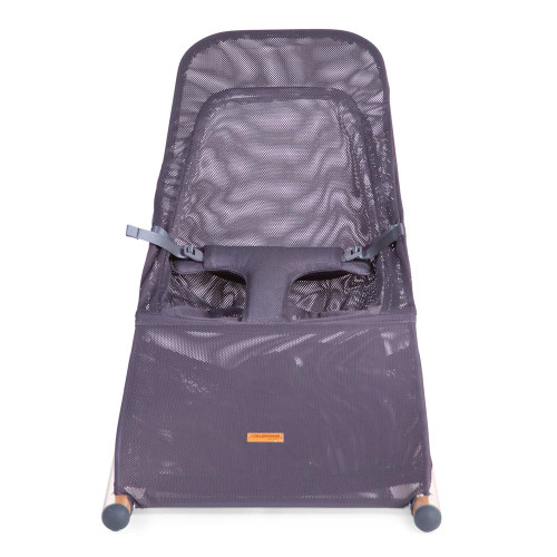 Childhome Evolux Bouncer - Natural/Anthracite