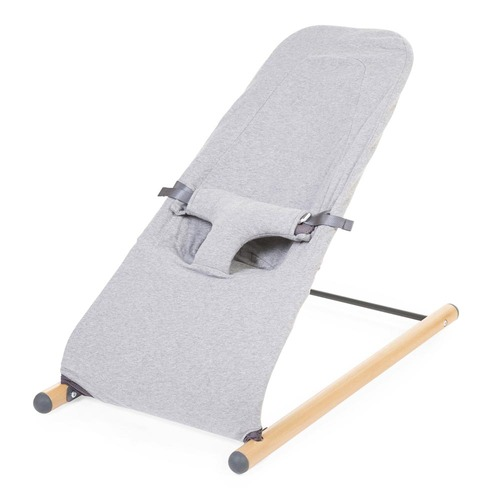 Childhome Evolux Bouncer Cover - Jersey Grey