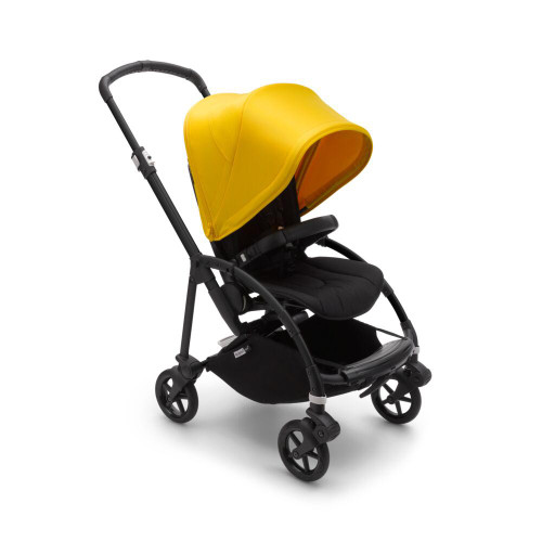 Bugaboo Bee 6 Complete Black/Black - Choose your Colour