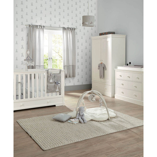 Mamas & Papas Oxford 3-Piece Range - White