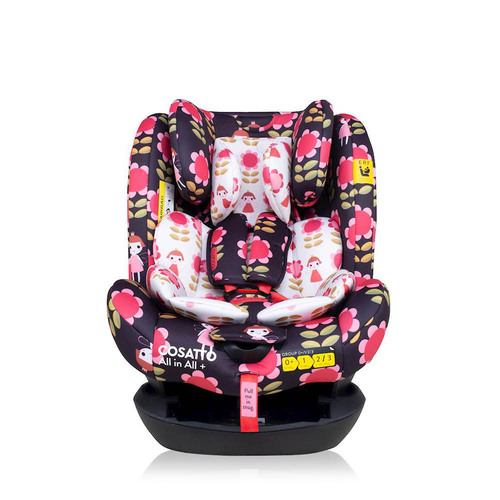 Cosatto All in All+ Car Seat - Fairy Garden Daisy