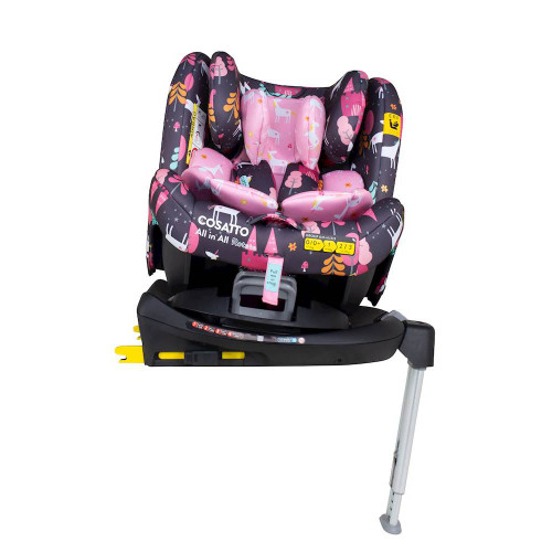Cosatto All in All Rotate ISOFIX Car Seat - Unicorn Land