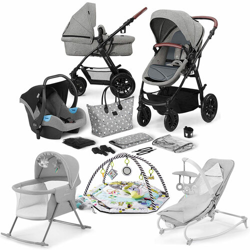Kinderkraft XMoov 12-Piece Smart Bundle