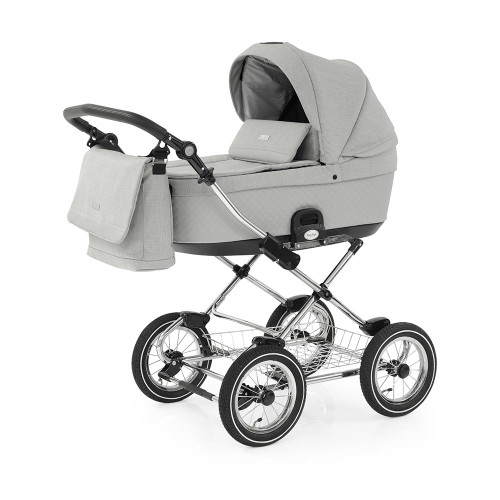 Babystyle Prestige 3 Travel System on Classic Chassis - Flint
