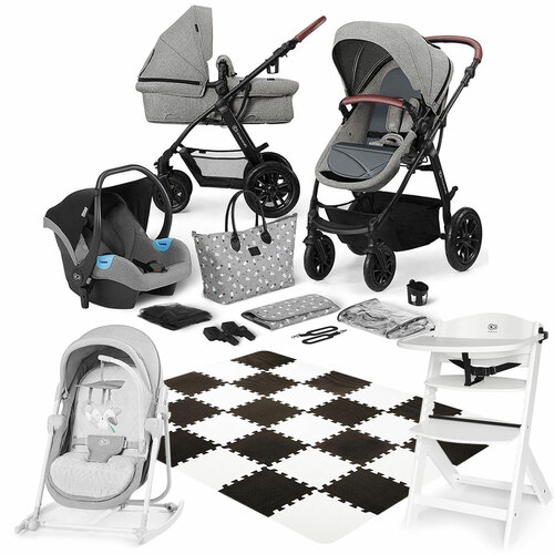 Kinderkraft XMoov 12-Piece Nursery Bundle