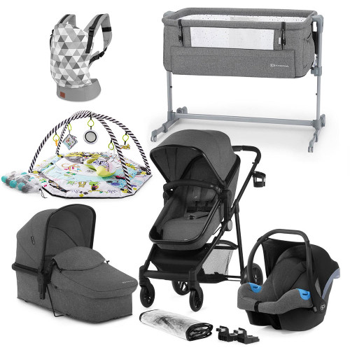 Kinderkraft Juli 10-Piece Travel Bundle