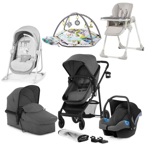 Kinderkraft Juli 10-Piece Newborn Bundle
