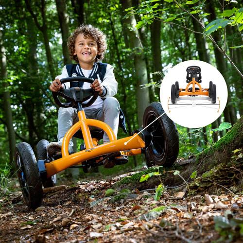 BERG Buddy Go Kart - B Orange
