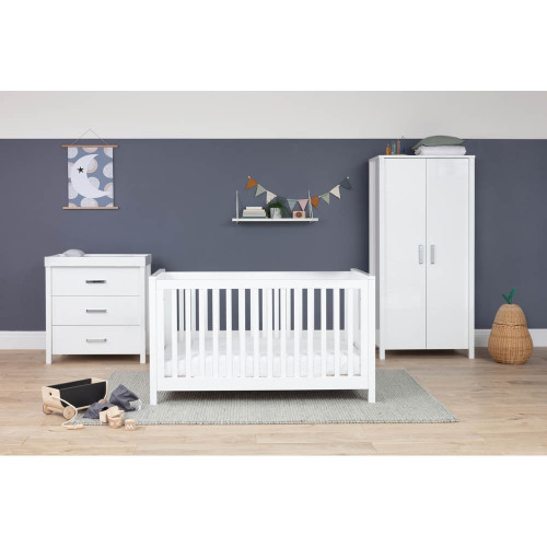 Silver Cross Primrose Hill Complete Nursery Set