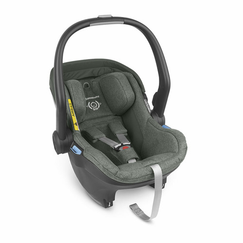 Uppababy Mesa iSize Infant Car Seat (2021) - Emmett  (Green Melange)