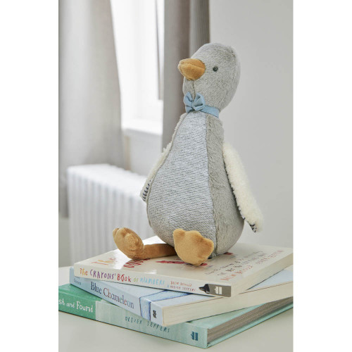 Mamas & Papas Welcome to the World Soft Toy - Duck