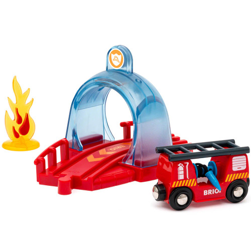 Brio Smart Tech Sound - Rescue Action Tunnel Kit