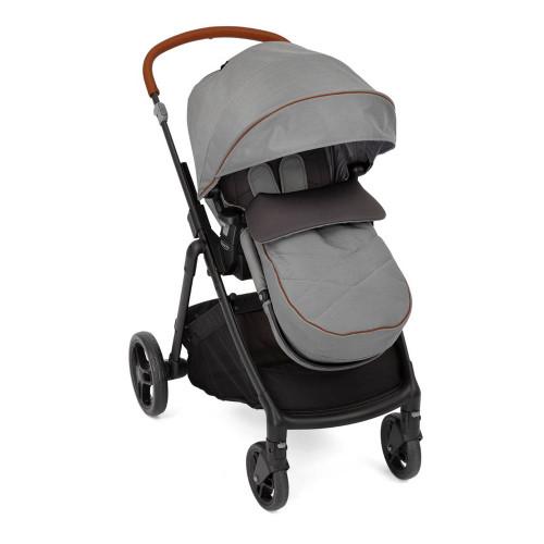 Graco Near2Me 2-in-1 Pushchair - Steeple Gray