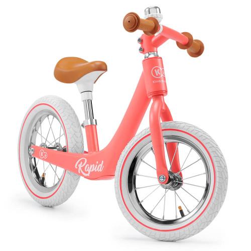 Kinderkraft Balance Bike Rapid - Magic Coral