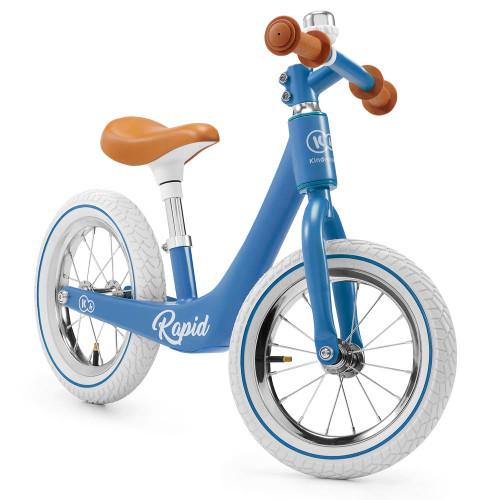 Kinderkraft Balance Bike Rapid - Blue Sapphire