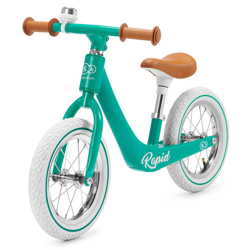 Kinderkraft Balance Bike Rapid - Midnight Green