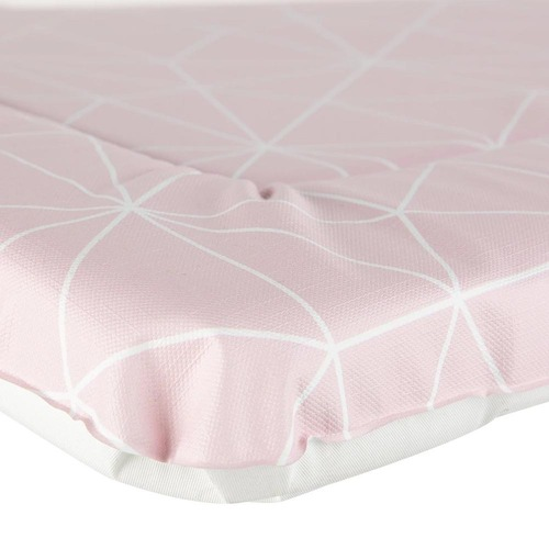 Cuddleco Changing Mat - Pink Geo