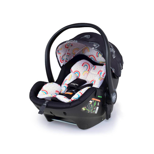 Cosatto RAC Port i-Size 0+ Car Seat - Night Rainbow