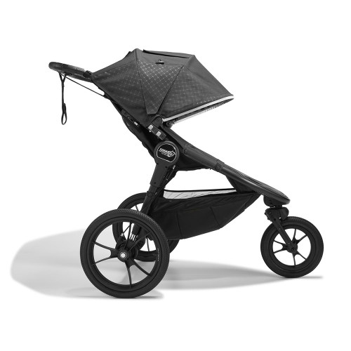 Baby Jogger Summit X3 - Midnight Black