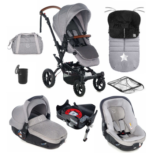 Jane Crosswalk R Matrix 10 Piece Bundle - Dim Grey