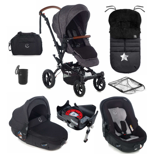 Jane Crosswalk R Matrix 10 Piece Bundle - Cold Black