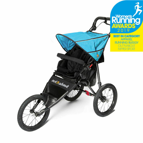 Out n About Nipper SPORT - Marine Blue (Outlet)