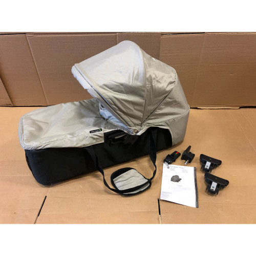 Baby Jogger Compact Carrycot - Stone (Ex-Display)