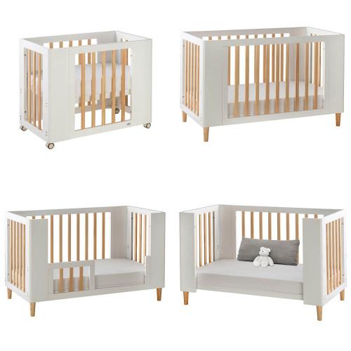 Cocoon Evoke 4-in-1 Nursery Furniture System - Natural