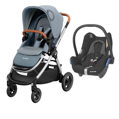 Maxi Cosi Adorra 2 + Cabriofix - Essential Grey