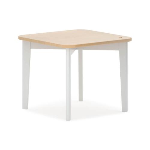 Boori Tidy Table - White & Almond