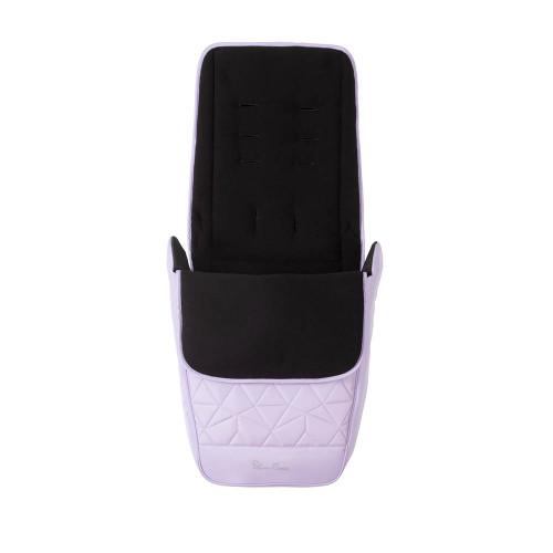 Silver Cross Clic Footmuff - Lilac